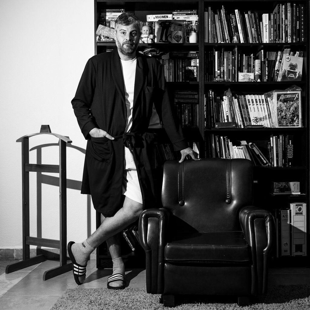 Raúl Cimas Foto: Jeosm