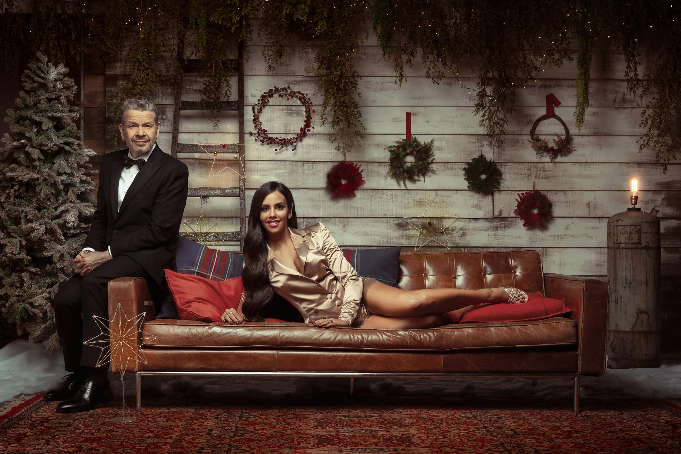 Alberto Chicote y Cristina Pedroche Antena 3 ©Jeosm 2