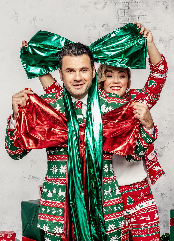 Iñaki López y Cristina Pardo La Sexta ©Jeosm 2